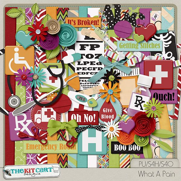 17 best farewell summer digital scrapbook kit by aprilisa what a pain digital scrapbook kit pronofoot35fo Image collections