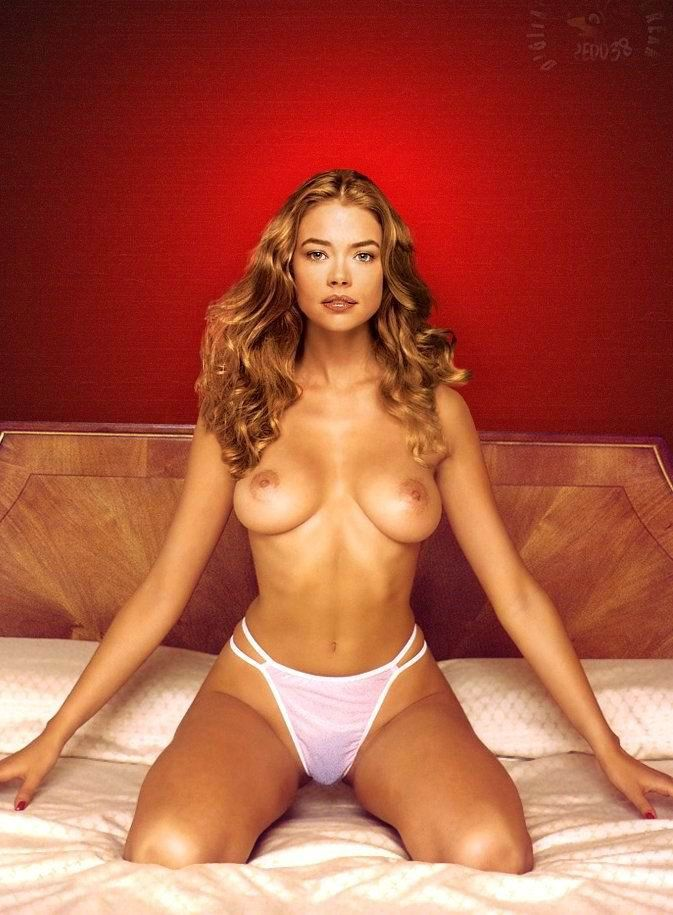 Denise Richards Nackt Playboy Bilder