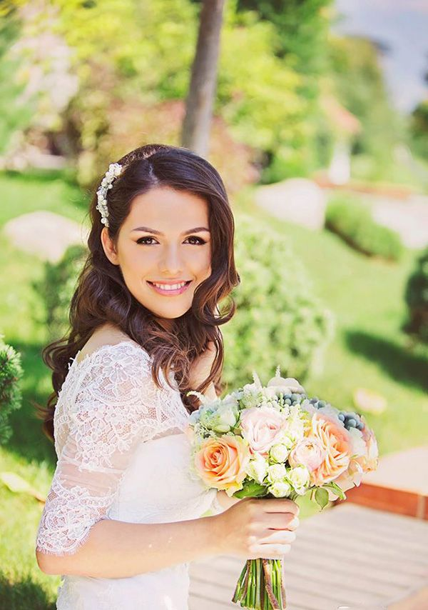 Hair accesories for brides- Anda Handmade (Romanian Crafts)