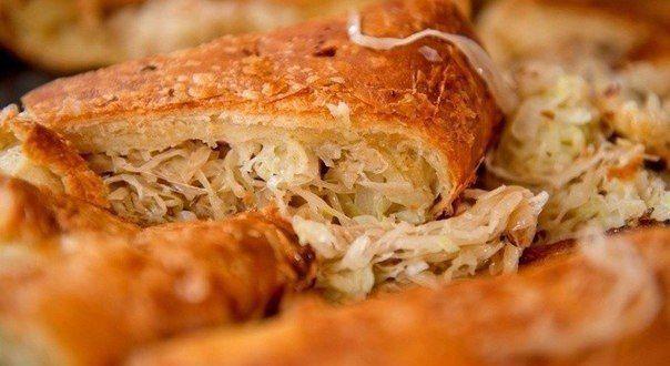 Быстрый пирог с капустой и куриного фарша: на ужин! / Медицина для всех