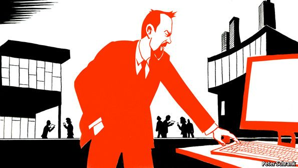 LinkedIn: Workers of the world, log in | The Economist