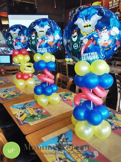 Best justice league party ideas on pinterest