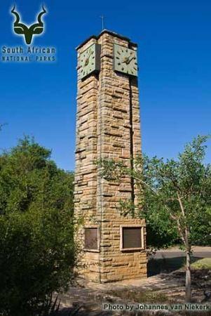 KNP - Skukuza - Clock Tower -