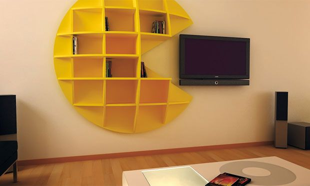 Packman Bookcase