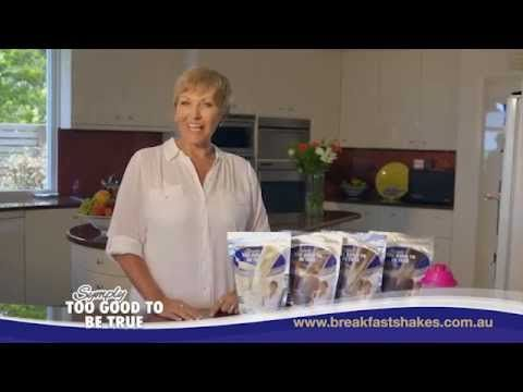 Breakfast Shake Television Advertisement - YouTube
