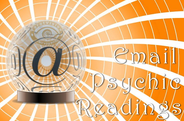 Here are candidates for email psychic readings.