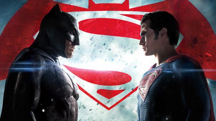 Batman v Superman Reimagined as a Buddy-Cop Film