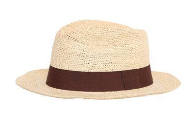 Ideale zonnehoed voor op het strand, in de bergen, op een festival, op de camping of waar dan ook.Een klassiek model met een frivole twist. Bijzonder aan deze Fedora-hoed is dat hij is gehaakt, in ...