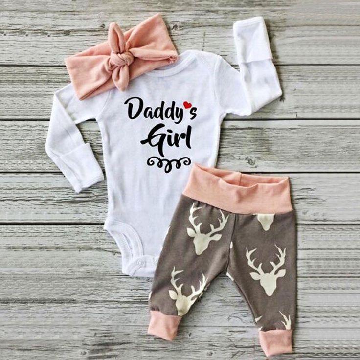 Babyspielanzug – Papas Mädchen – Future Bambinos