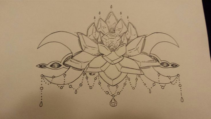 "himurahotaru: "" Another kind of tattoo idea for myself. Or at least something similar. Silver Imperium Crystal from sailor moon. I'd definitely want it in like a mandala style if possible. Its a Lil..."