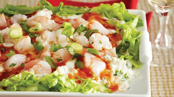 Looking for the perfect party dip? Then try our Creamy Shrimp Dip, always a crowd favourite. Best of all, it's ready in under 30 minutes.