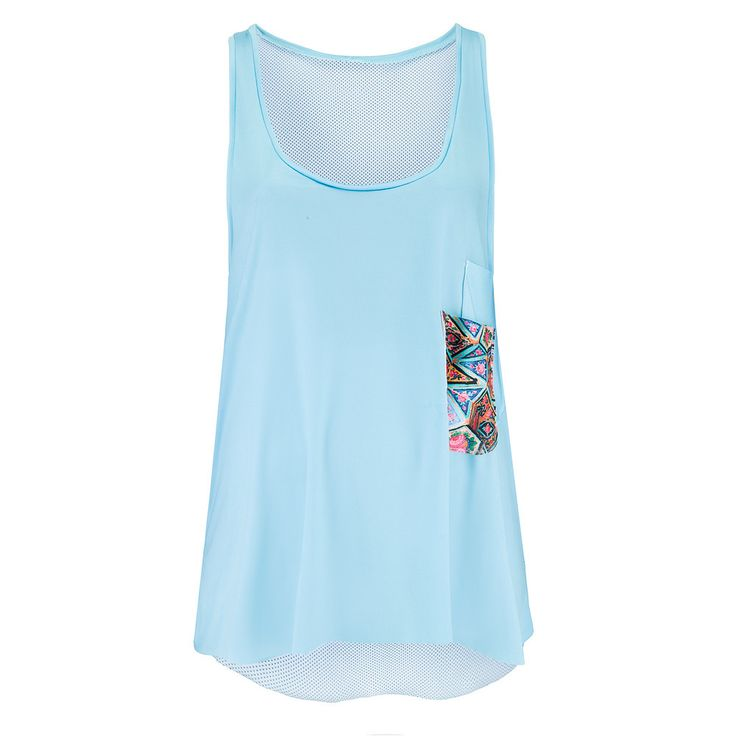 NOLY Tank Top One Mosque in Bombay - Women's fitness and yoga clothing. Great for active gym workouts or aerobic sessions. Romance sport and fashion