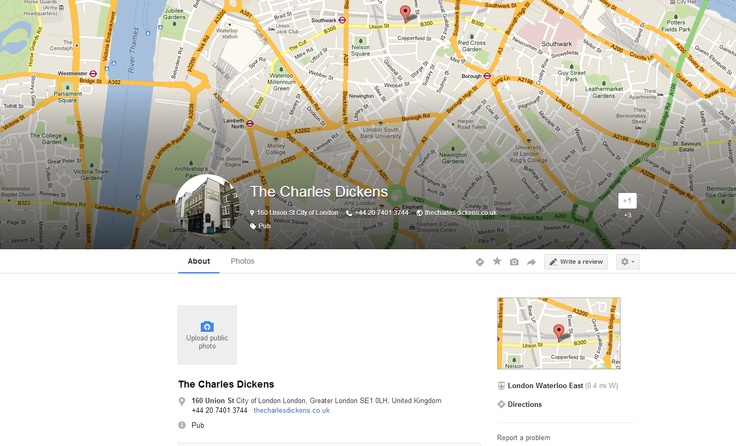 Google+ business page. Are you taking advantage on it?