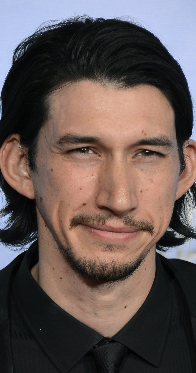 Adam Driver *OFFICIALLY CAST* Looks like he might play a villain....