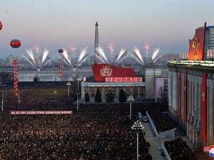 O regime norte-coreano celebrou com fogo de artifício o lançamento do seu último míssil balístico intercontinental (ICBM) na semana passada, informaram hoje os meios de comunicação estatais. http://sicnoticias.sapo.pt/mundo/2017-12-02-Pyongyang-celebra-com-fogo-de-artificio-o-lancamento-do-seu-ultimo-missil