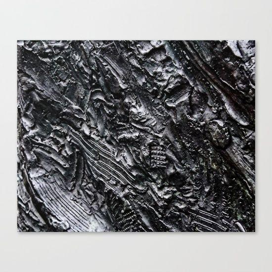 Bronzed Canvas Print by MissJayPaints - $85.00