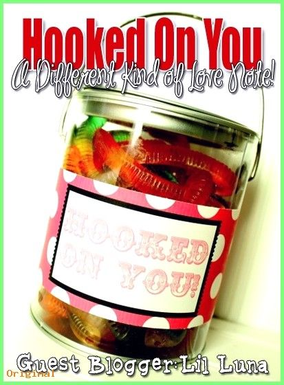 50+ Diy Crafts – Small DIY gift for boyfriend or husband who loves fishing!  This would be ad…