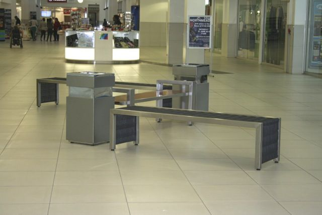 Contemporary-Bench at Northmead Mall