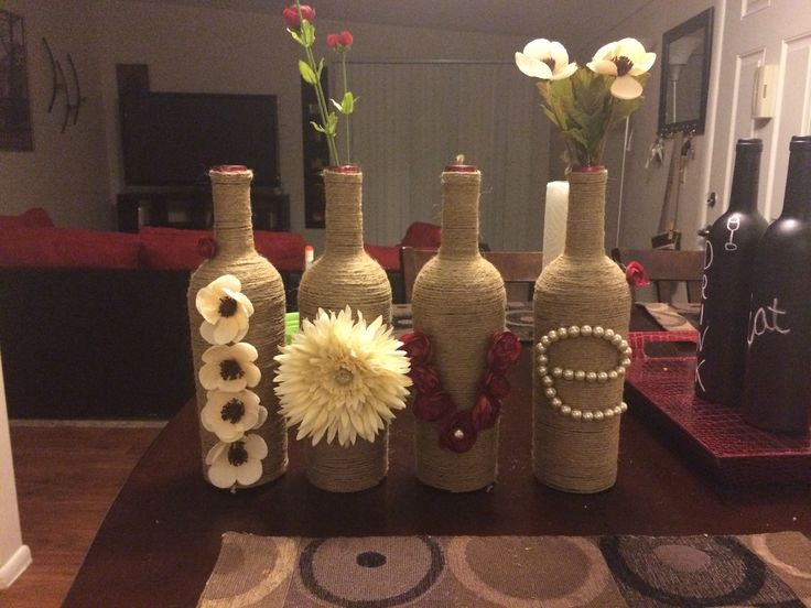 pinterest inspired for my wine themed kitchen #winedecor