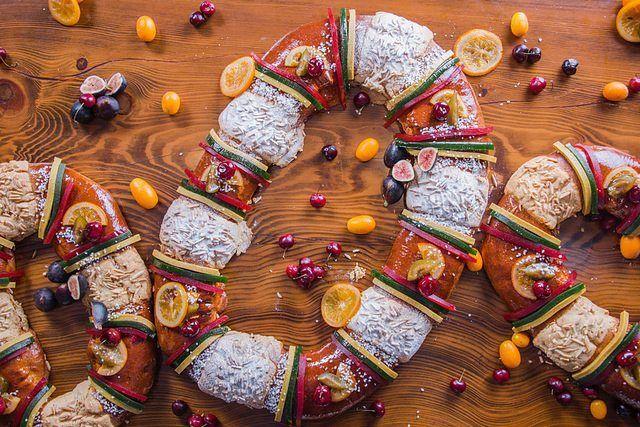 Sabemos que no te puedes aguantar hasta el 6 de enero por eso te decimos donde conseguir las mejores roscas de reyes. Más en gq.com.mx I Foto: IStock