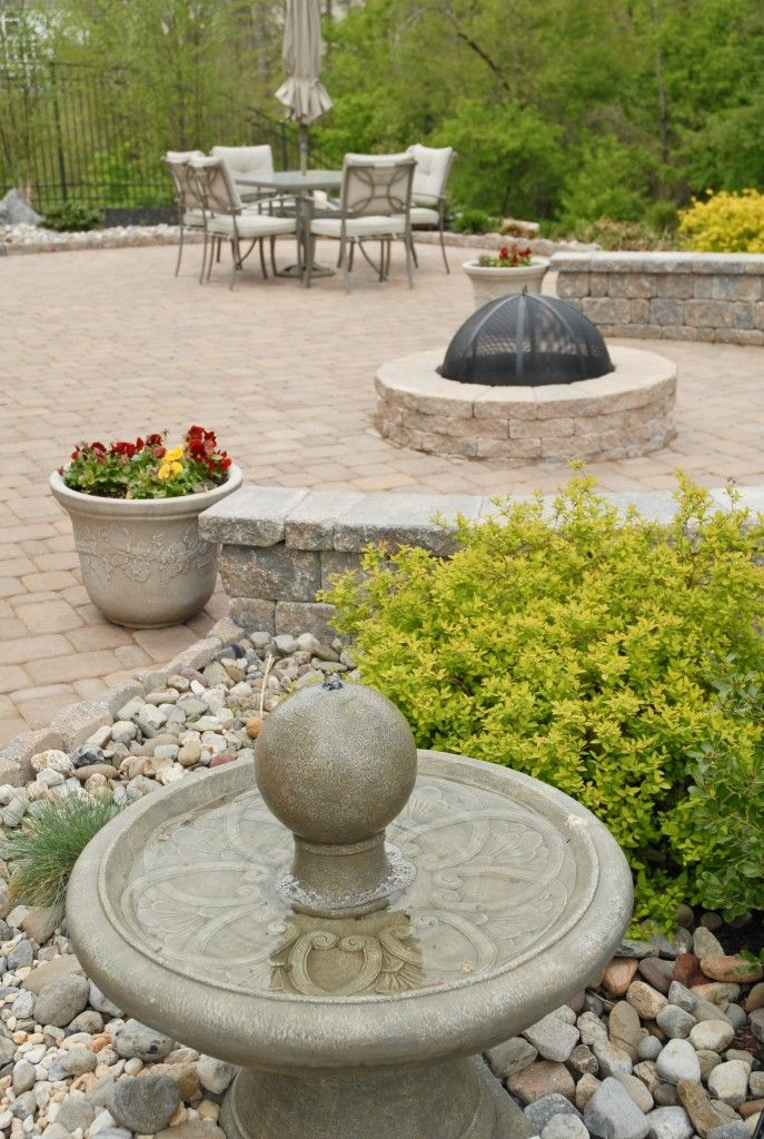 Simple Water Features For Backyard : 1000+ images about Water Fountains for the Yard on Pinterest