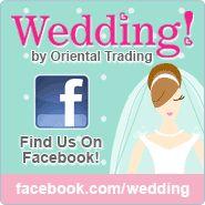 Wedding Supplies, Decorations & Favors for Wedding Reception & Wedding Ceremony