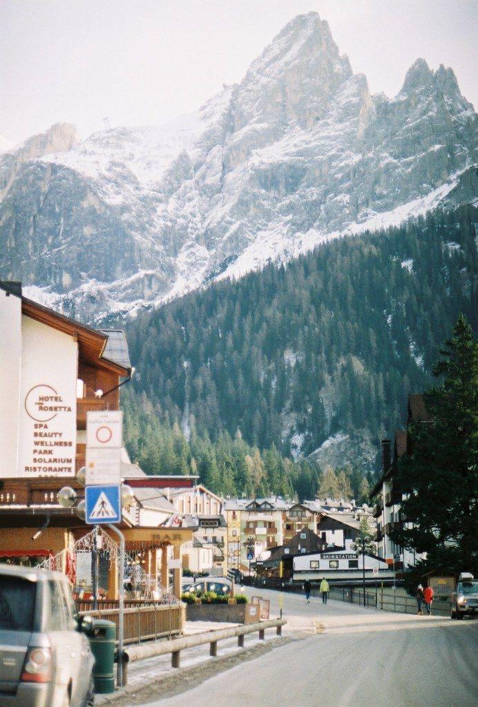 San Martino di Castrozza, Italy The Dolomites