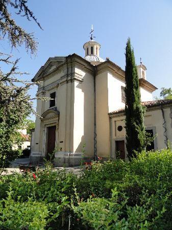Hermitage of San Antonio de la Florida (Ermita de San Antonio) Madrid, Community of Madrid Attractions - TripAdvisor