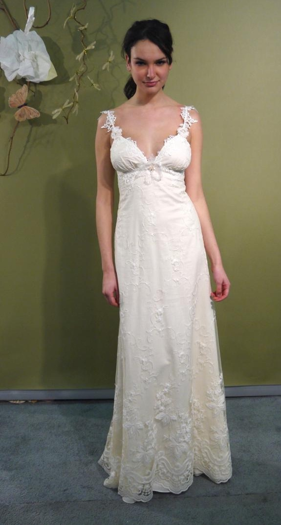 Claire Pettibone Bohemian Wedding Dresses Fall 2011
