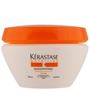 Kérastase Masquintense Fins. Soft, silky hair.