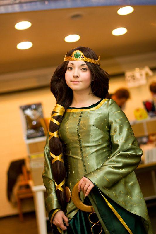 Queen Elinor, Brave