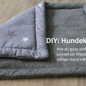 255.-264th Day | DIY: Sewing a dog bathrobe yourself – Dog Blog: My Gubacca – Gos d'Atura Català