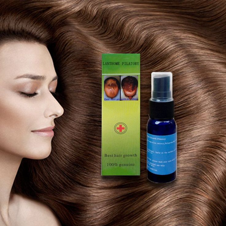 3 bottles yuda pilatory Fast Hair regrowth for male female hair care Products yuda pilatory anti gray anti hair loss treatment