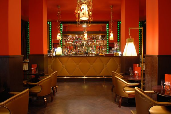 This warm and colourful bar is open all day long: to share an afternoon cocktail or to have an evening drink.  http://www.ghbordeaux.com/uk/le-bordeaux.php#victor-bar.php