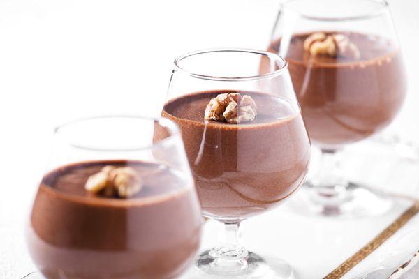 Κρέμα σοκολάτα (Πολίτικη). Μυρωδιά σοκολάτας από την Πόλη...