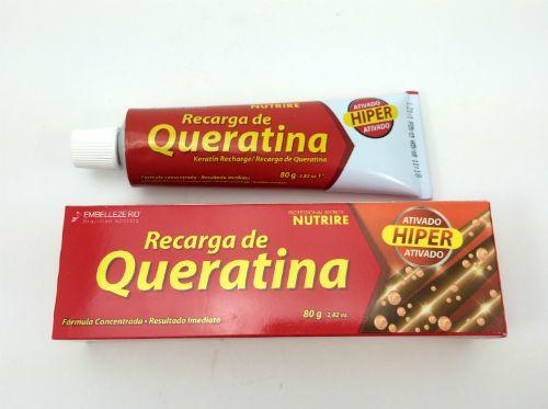 Brazilian Hair Treatment Keratin Recharge 2.82 oz