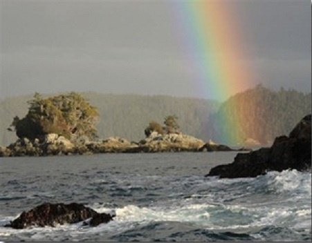 Ucluelet - The REAL Pot o' Gold  Life on the Edge  www.ucluelet.travel