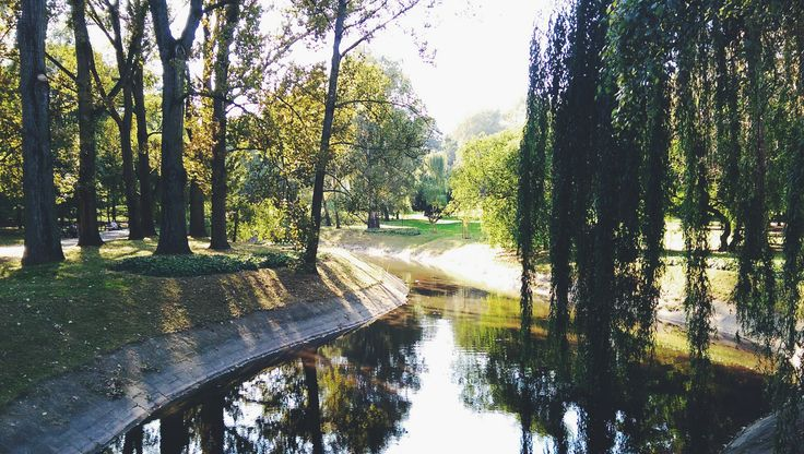 Park Morskie Oko in Warszawa, Województwo mazowieckie