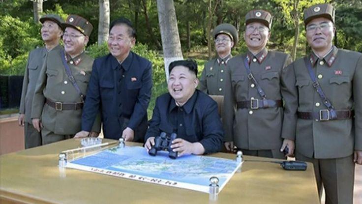 Kim Jong-un laat heel Noord-Korea uitrusten met nieuw luchtafweersysteem | Noord-Korea | Nieuws | HLN