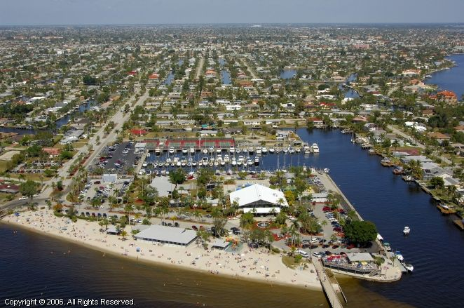 Cape Coral Florida -Yacht Club Neighborhood
