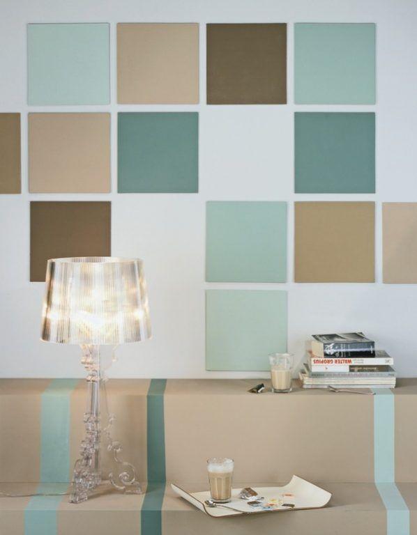 die 25+ besten wandfarbe farbtöne ideen auf pinterest ... - Raumgestaltung Farbe Beige Anthrazit Braun