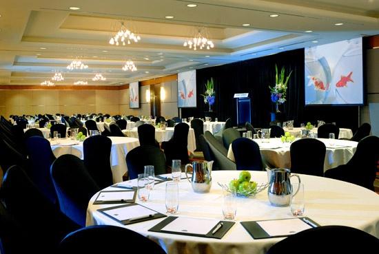 Ballroom - Conference Set Up
