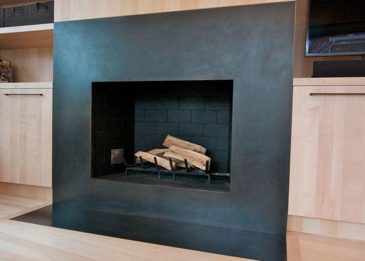 1000  bilder zu fireplaces modern and traditional auf pinterest