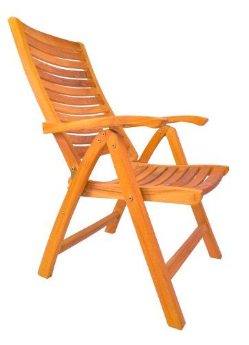 CLICK IMAGE TWICE FOR UPDATED PRICING AND INFO) #chairs #outdoorchairs #poolchairs #loungechairs #outdoorreclinerchair #patio #pool #outdoor SEE MORE patio lounge chairs at http://zpatiofurniture.com/index.php?cat=1716=meta_value=price=asc  Anderson Teak CHR-118 Carina 5-Position Highback Recliner « zPatioFurniture.com