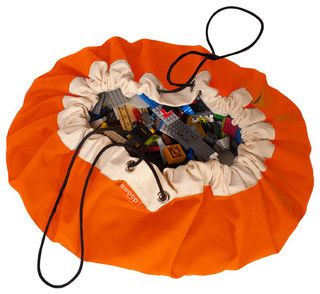 Swoop Bag - contemporary - toy storage - by Swoop Bags ... hmmm I feel like I could make one of these