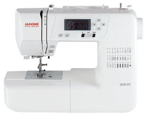 FINN – Janome DC 2030