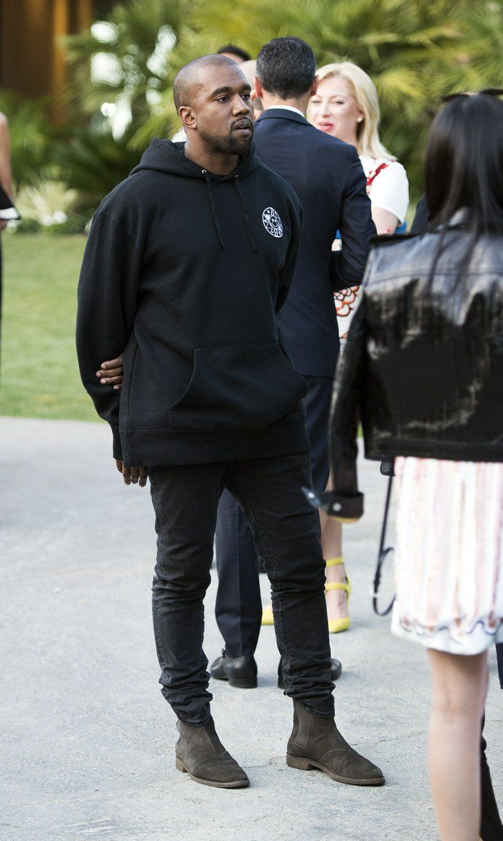 Pin for Later: 6 Choses à Savoir Sur le Show Louis Vuitton Cruise Kanye West                                                                                                                                                                                 Plus