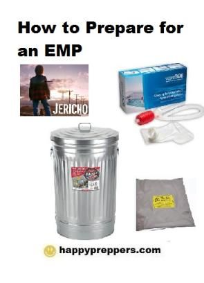 HOW TO PREPARE FOR AN EMP: An ElectroMagnetic Pulse (EMP) has the power to disrupt, damage or destroy life as we know it through starvation, disease and societal collapse. Life will never be the same after an EMP, which is why you need to take immediate action towards a survival plan. http://www.happypreppers.com/EMP.html