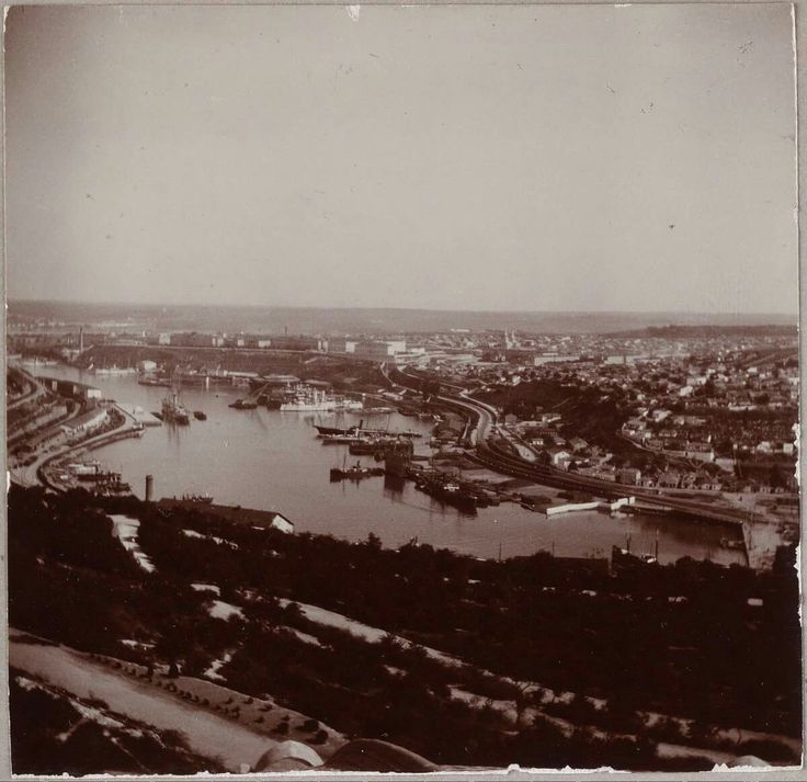 Sevastopol (Севастополь) in the Crimea of Imperial Russia as in 1911.