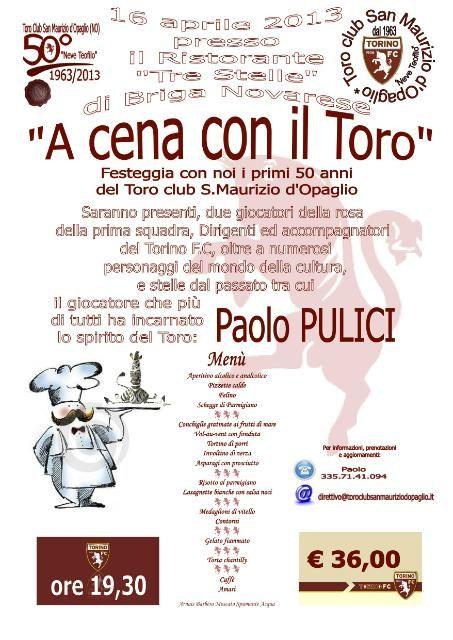 Una grande festa per i 50 anni del Toro Club S.Maurizio d'Opaglio